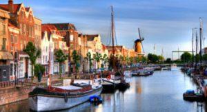 Rotterdam's Delfshaven